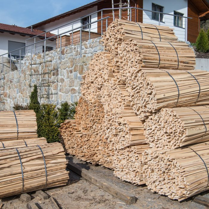 Brennholz u. Nebenprodukte