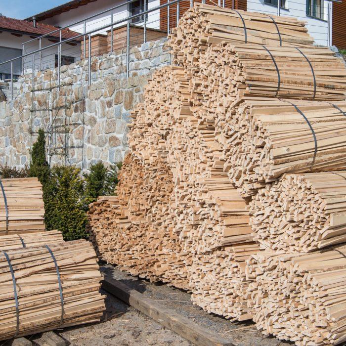 Nebenprodukte & Brennholz